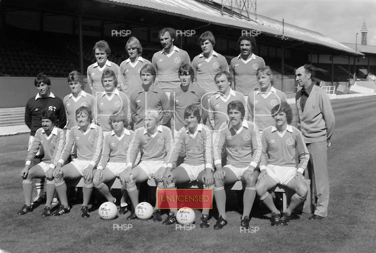 15/08/1979 Blackpool Photocall 1979
