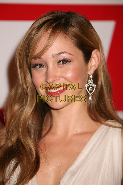 AUTUMN REESER.The TV Guide After Party following the 58th Annual Primetime Emmy Awards, Los Angeles, California, USA..August 27th, 2006.Ref: ADM/BP.headshot portrait earring.www.capitalpictures.com.sales@capitalpictures.com.©Byron Purvis/AdMedia/Capital Pictures.