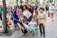 Palestian Gaza Demo London Aug 2014