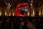 Germany, Berlin, 2017/11/11<br /> <br /> Altbundespräsident Joachim Gauck und Siemens-Chef Joe Kaeser sind am Samstag mit dem »Preis für Verständigung und Toleranz« des Jüdischen Museums Berlin ausgezeichnet worden. Der Preis wurde bei einem traditionellen Jubiläums-Dinner der Gesellschaft der Freunde und Förderer des Museums überreicht. Die Laudatio auf Gauck hielt der australisch-britische Historiker Sir Christopher Clark, die Laudatio auf Kaeser Bundesaußenminister Sigmar Gabriel (SPD).<br /> <br /> VORBILD Altbundespräsident Gauck sei Beispiel und Vorbild dafür, dass eine gemeinsame Zukunft durch jeden Einzelnen gestaltet werden müsse, hieß es. Siemens-Chef Kaeser stehe in dem Weltkonzern und seinem privaten Umfeld für Respekt und Vielfalt. Die Siemens AG ist Mitglied im Freundeskreis des Museums und fördert seit 2012 im Rahmen der Akademieprogramme das Jüdisch-Islamische Forum.<br /> <br /> Mit dem undotierten »Preis für Verständigung und Toleranz« werden seit 2002 Persönlichkeiten aus Wirtschaft, Kultur und Politik ausgezeichnet, die sich auf herausragende Weise im Sinne der Auszeichnung verdient gemacht haben. Bisherige Preisträger sind unter anderem der frühere Bundesinnenminister Otto Schily (SPD), die Verlegerin Friede Springer, der frühere Bundespräsident Johannes Rau, der Sammler und Mäzen Heinz Berggruen sowie der in diesem Jahr vestorbene Altkanzler Helmut Kohl und Amtsinhaberin Angela Merkel (beide CDU). Photo by Gregor Zielke (Photo by Gregor Zielke)