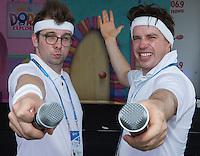 Ambiance Tournament General Coverage<br /> <br /> Tennis - Brisbane International 2015 - ATP 250 - WTA -  Queensland Tennis Centre - Brisbane - Queensland - Australia  - 4 January 2015. <br /> &copy; Tennis Photo Network