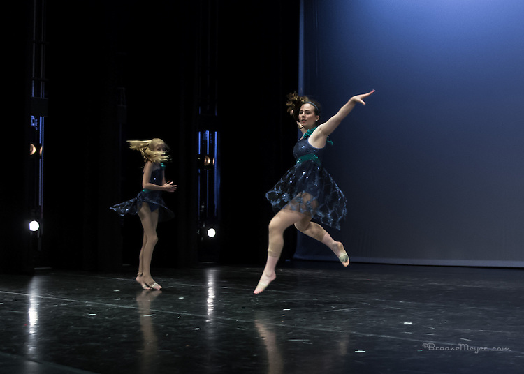 Dress Rehearsal for  Bravo Academy of Dance , Thursday, 12 June 2014, East Chapel Hill High School.