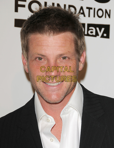 DOUG SAVANT .The Women's Sports Foundation presentation of The Billies held at The Beverly Hills Hotel in Beverly Hills, California, USA..April 15th, 2008   .headshot portrait stubble facial hair .CAP/DVS.©Debbie VanStory/Capital Pictures.