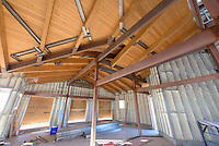 Meigs Point Nature Center at Hammonasset Beach State Park  <br /> Connecticut State Project No: BI-T-601<br /> Architect: Northeast Collaborative Architects  Contractor: Secondino & Son<br /> James R Anderson Photography New Haven CT photog.com<br /> Date of Photograph: 20 November 2015<br /> Camera View: 23