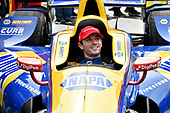 Verizon IndyCar Series<br /> IndyCar Grand Prix at the Glen<br /> Watkins Glen International, Watkins Glen, NY USA<br /> Sunday 3 September 2017<br /> Alexander Rossi, Curb Andretti Herta Autosport with Curb-Agajanian Honda celebrates the win in Victory Lane<br /> World Copyright: Scott R LePage<br /> LAT Images<br /> ref: Digital Image lepage-170903-wg-7842