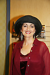 """Robin Strasser will be reading passages Red Carpet Riot by """"David Van Etten"""" who is actually three writters: Emmy-winning OLTL scribe Chris Van Etten and his friends David Levithan and David Ozanich on August 15, 2009 at Borders, Time Warner Center Mall, New York City, New York. (Photo by Sue Coflin/Max Photos)"""