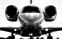 Citation XLs business and corporate jet aircraft