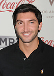 LOS ANGELES {CA} - JANUARY 12: Evan Lysacek  attends the Gold Meets Gold Event, held at the Equinox Sports Club Flagship West Los Angeles location on Saturday, January 12, 2013 in Los Angeles, California.