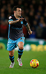 Ross Wallace of Sheffield Wednesday - Capital One Cup Quarter-Final - Stoke City vs Sheffield Wednesday - Britannia Stadium - Stoke - England - 1st December 2015 - Picture Simon Bellis/Sportimage