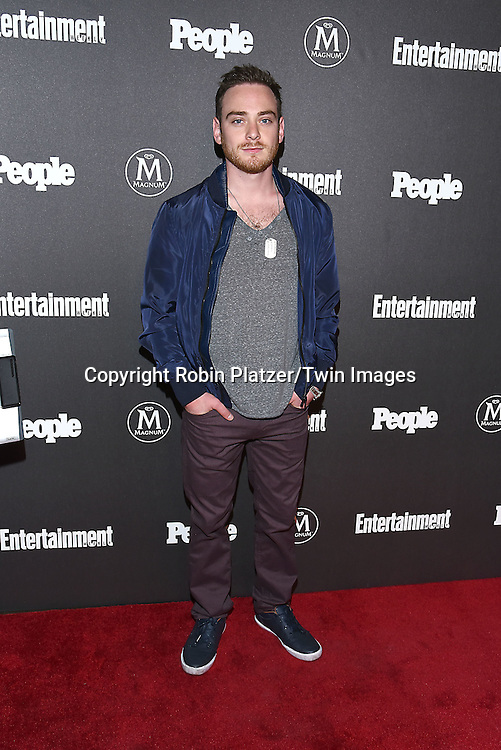 Michael Drayer attends the Entertainment Weekly &amp; PEOPLE Magazine New York Upfronts Celebration on May 16, 2016 at Cedar Lake in New York, New York, USA.<br /> <br /> photo by Robin Platzer/Twin Images<br />  <br /> phone number 212-935-0770
