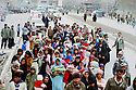 Iran 1991 In Piranshar, women arriving from the border , going to hospital with their children  Iran 1991 Femmes kurdes irakiennes arrivant de la frontier,  allant a l'hopital de Piranshar avec leurs enfants