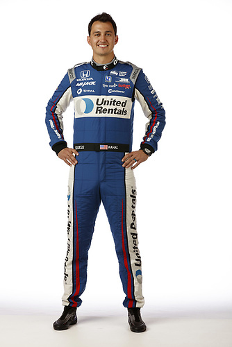2018 IndyCar Media Day - Driver portraits<br /> Phoenix Raceway, Avondale, Arizona, USA<br /> Wednesday 7 February 2018<br /> Graham Rahal, Rahal Letterman Lanigan Racing Honda<br /> World Copyright: Michael L. Levitt<br /> LAT Images<br /> ref: Digital Image