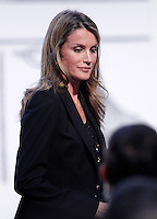 Princess Letizia of Spain attends the 'El Barco de Vapor' literature awards. ESP