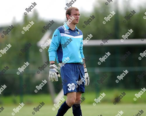 2011-08-07 / Voetbal / seizoen 2011-2012 / KFCO Wilrijk / Jeff Snijders..Foto: mpics