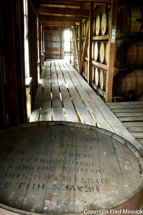 Heaven Hill Distillery in Bardstown, Ky., was founded shortly after Prohibition.