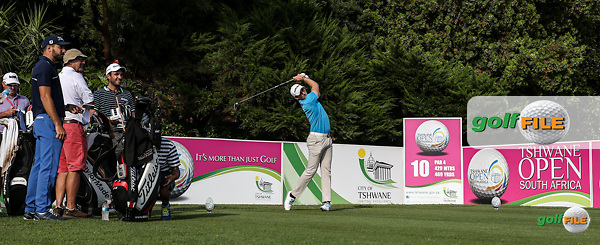 Nicolo Ravano (ITA) during the preview days of the 2016 Tshwane Open, played at the Pretoria Country Club, Waterkloof, Pretoria, South Africa.  09/02/2016. Picture: Golffile | David Lloyd<br /> <br /> All photos usage must carry mandatory copyright credit (&copy; Golffile | David Lloyd)