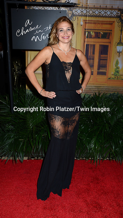 Donatella Arpaia attends the New Yorkers for Children's Fall Gala on September 16, 2015 at Cipriani 42nd Street in New York City, New York, USA.<br /> <br /> photo by Robin Platzer/Twin Images<br />  <br /> phone number 212-935-0770