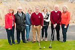 Captain's Charity Day: Brendan Lynch, captain Ballybunion Golf club pictured with members of the charities who will benefit from the day. L-R: Bridie  Murphy, NOrth Kerry & Listowek MS, Johnny Togher, Pieta House, Gretta Murphy, Irish Wheelchair Association, Brendan Lynch, captain BGC, Noelle Hegarty , North Kerr & Listowel MS, Miley Costello, vice captain BGC & Anna O'Mahony, North Kerry & Listowel MS.
