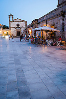 Marzamemi at night, Church of St Francis of Paolo in the main square at Marzamemi, South East Sicily, Italy, Europe. This is a photo of The Church of St Francis of Paolo in the main square at Marzamemi at night, South East Sicily, Italy, Europe.