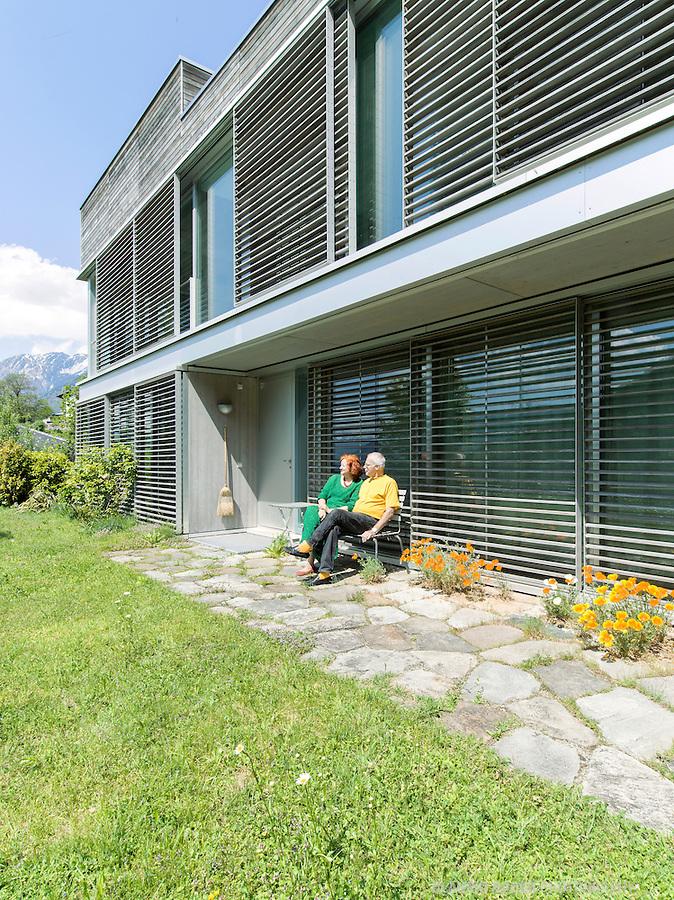 Haus Jakob und Chantal Bill, Pianezzo, Arch. Michele Arnaboldi, 2014.04.26