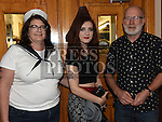 Janine, Emma and Kevin Shevlin pictured at the Nautical night in aid of the Gary Kelly Cancer Support Centre in Watters of Collon.