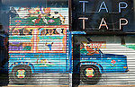 Tap Tap Restaurant, South Beach, Miami, Florida