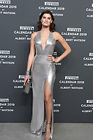 Isabeli FONTANA,(model),at the red carpet of the Pirelli Calendar launch 2019,Hangar Biccoca,MILANO,05.12.2018 Credit: Action Press/MediaPunch ***FOR USA ONLY***