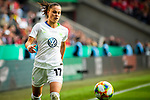 01.05.2019, RheinEnergie Stadion , Köln, GER, DFB Pokalfinale der Frauen, VfL Wolfsburg vs SC Freiburg, DFB REGULATIONS PROHIBIT ANY USE OF PHOTOGRAPHS AS IMAGE SEQUENCES AND/OR QUASI-VIDEO<br /> <br /> im Bild | picture shows:<br /> Einzelaktion Ewa Pajor (VfL Wolfsburg #17), <br /> <br /> Foto © nordphoto / Rauch