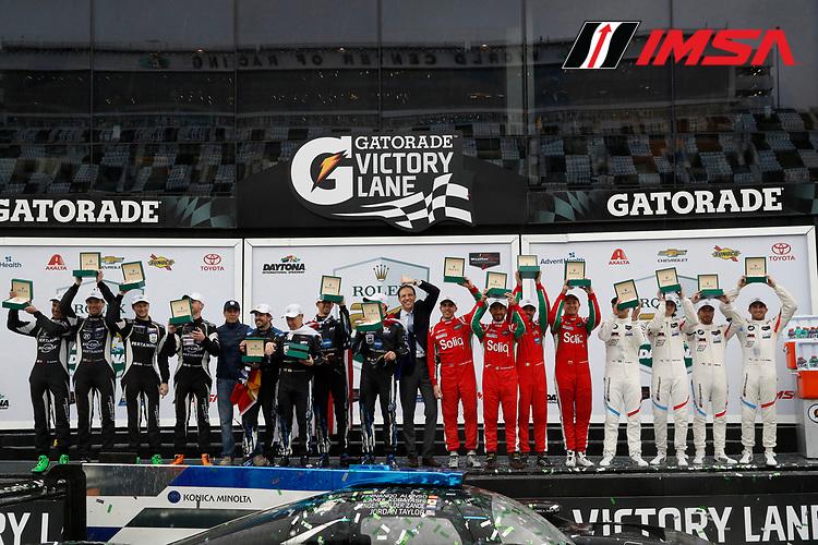 2019-01-27 IWSC Rolex 24 at Daytona
