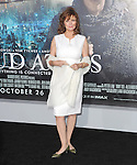 Susan Sarandon at The Warner Bros. Pictures L.A. Premiere of Cloud Atlas held at The Grauman's Chinese Theatre in Hollywood, California on October 24,2012                                                                               © 2012 Hollywood Press Agency