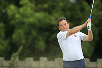 Eamonn Haugh (Castletroy) on the 4th tee during the AIG Barton Shield Munster Final 2018 at Thurles Golf Club, Thurles, Co. Tipperary on Sunday 19th August 2018.<br /> Picture:  Thos Caffrey / www.golffile.ie<br /> <br /> All photo usage must carry mandatory copyright credit (&copy; Golffile | Thos Caffrey)