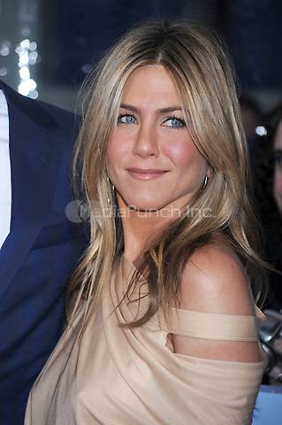 Jennifer Aniston at the premiere of 'The Bounty Hunter' at Ziegfeld Theatre in New York City. March 16, 2010. Credit: Dennis Van Tine/MediaPunch