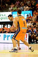 Temporada 2014 - 15 Liga ACB<br /> <br /> Presentaci&oacute;n Valencia Basket<br /> <br /> Amistoso Valencia Basket Club vs Cai Zaragoza<br /> <br /> San Van Rossom vs Kevin Lisch