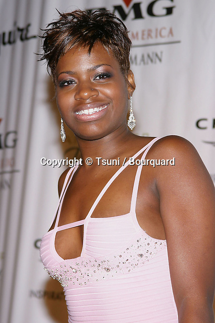 Fantasia arriving at the Clive Davis After AMA Party at the Esquire House in Los Angeles. November 14, 2004.