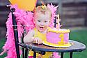 Miss B! {1 yr Cake Smash}
