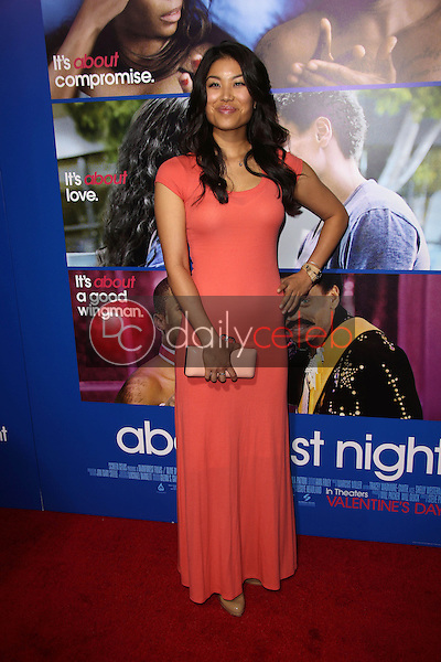 Catherine Shu<br /> at the &quot;About Last Night&quot; Los Angeles Premiere, Arclight, Hollywood, CA 02-11-14<br /> David Edwards/Dailyceleb.com 818-249-4998