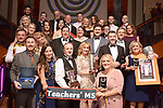 Members of the Teachers Musical Society in Dublin pictured at the Association of Irish Musical Societies annual awards in the INEC, KIllarney at the weekend.<br /> Photo: Don MacMonagle -macmonagle.com<br /> <br /> <br /> <br /> repro free photo from AIMS<br /> Further Information:<br /> Kate Furlong AIMS PRO kate.furlong84@gmail.com