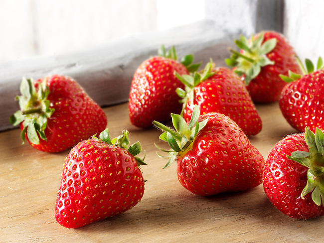 British fruit  -Strawberry
