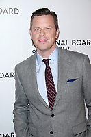NEW YORK, NY - JANUARY 08: Willie Geist at The National Board of Review Annual Awards Gala at Cipriani in New York City on January 8, 2019. <br /> CAP/MPI99<br /> ©MPI99/Capital Pictures
