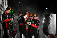 IMSA WeatherTech SportsCar Championship<br /> Motul Petit Le Mans<br /> Road Atlanta, Braselton GA<br /> Saturday 7 October 2017<br /> 31, Cadillac DPi, P, Dane Cameron, Eric Curran, Michael Conway, 2, Nissan DPi, P, Scott Sharp, Ryan Dalziel, Brendon Hartley, 6, ORECA LMP2, P, Helio Castroneves, Simon Pagenaud, Juan Pablo Montoya<br /> World Copyright: Richard Dole<br /> LAT Images<br /> ref: Digital Image RDPLM471