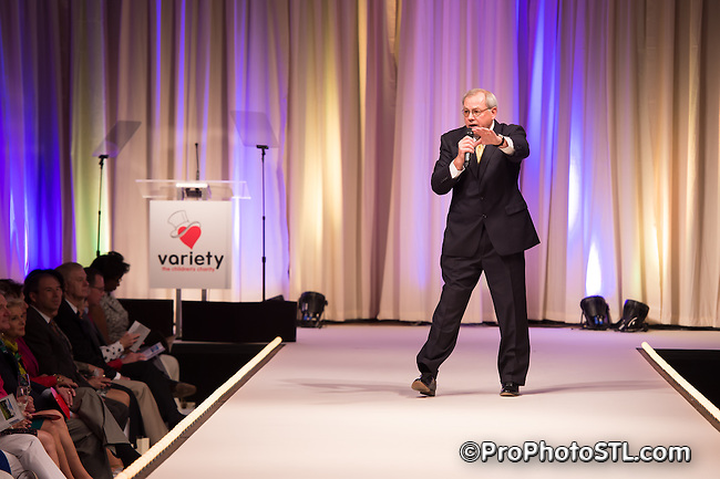 Variety's Children Charity St. Louis presents Runway Lights Fashion Show at Chase Park Plaza Hotel in St. Louis, MO on April 26, 2014.