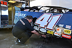Feb 08, 2011; 3:36:45 PM; Gibsonton, FL., USA; The Lucas Oil Dirt Late Model Racing Series running The 35th annual Dart WinterNationals at East Bay Raceway Park.  Mandatory Credit: (thesportswire.net)