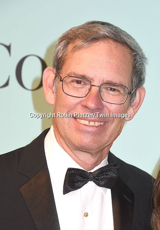 Chairman of Tiffany &amp; Co Mike Kowalski attends the Tiffany &amp; Co 2017 Blue Book Collection on April 21, 2017 at St Ann's Warehouse in Brooklyn, New York, USA.<br /> <br /> photo by Robin Platzer/Twin Images<br />  <br /> phone number 212-935-0770