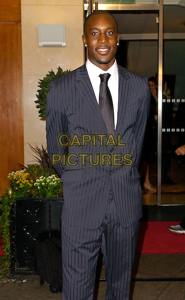 CARLTON COLE.At the Screen Nation Film & TV Awards, .Hilton Park Lane Hotel, London, England, .October 10th 2006..half length.Ref: CAN.www.capitalpictures.com.sales@capitalpictures.com.©Can Nguyen/Capital Pictures