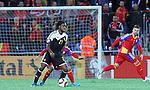 10.10.2015 Andorra. UEFA Europaen Championship Qualifying Round. Picture show Luis Cavanda in action during match Andorra v Belgium