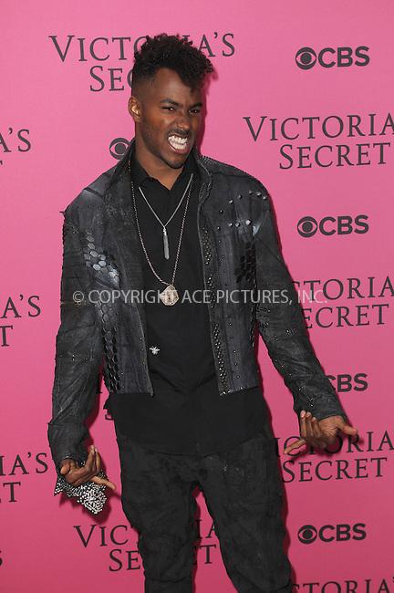 WWW.ACEPIXS.COM<br /> <br /> November 10 2015, New York City<br /> <br /> DJ Ruckus walks the Pink Carpet ahead of the 2015 Victoria's Secret Runway Show at the Lexington Armoury on November 10 2015 in New York City<br /> <br /> By Line: Kristin Callahan/ACE Pictures<br /> <br /> <br /> ACE Pictures, Inc.<br /> tel: 646 769 0430<br /> Email: info@acepixs.com<br /> www.acepixs.com