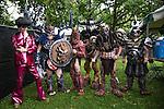 GWAR the 2014 Riot Fest in Chicago, Illinois.