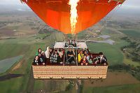 20131021 October 21 Hot Air Balloon Gold Coast