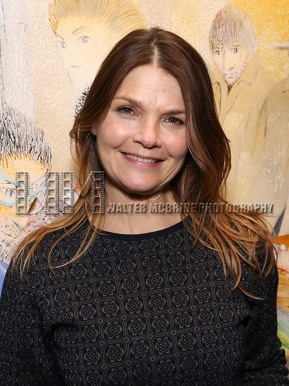 Kathryn Erbe attends The Vineyard Theatre's Emerging Artists Luncheon at The National Arts Club on November 9, 2017 in New York City.