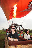 20150111 11 January Hot Air Balloon Cairns